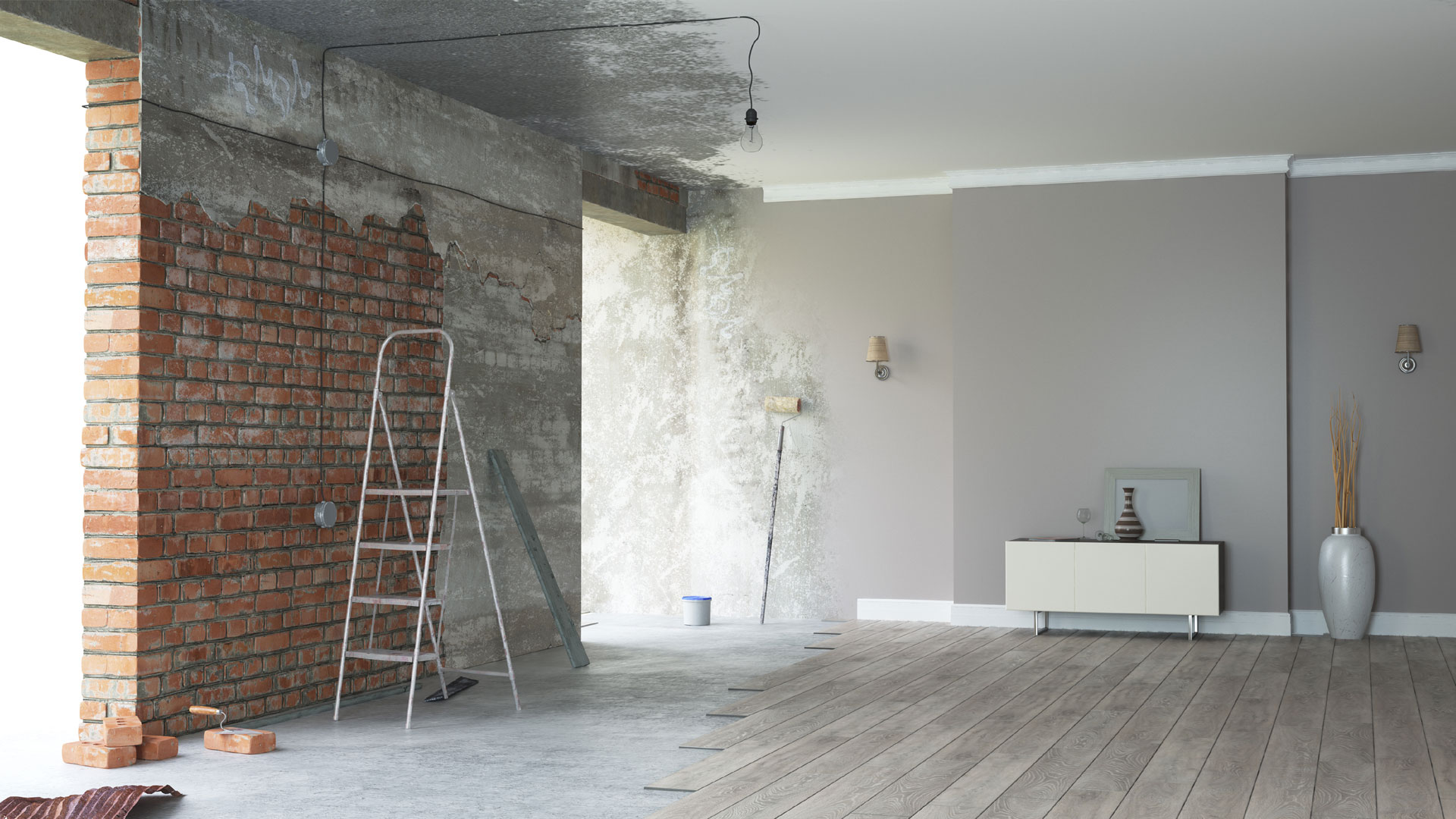 Sanieren Mauerwerk